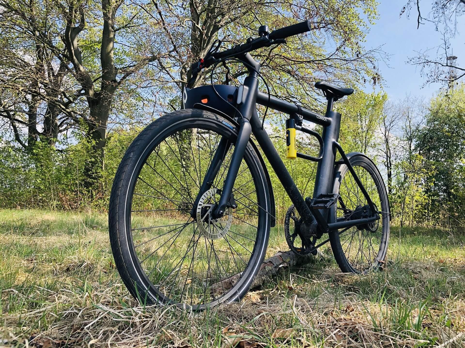Elektrische fietsvakantie - natuur
