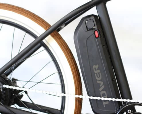 Elektrisch fietsen op vakantie