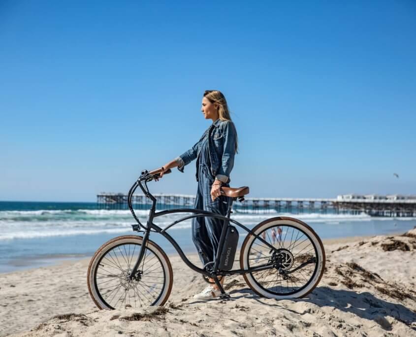 Elektrische Fietsvakantie - fietsroutes langs de kust